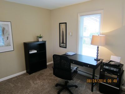 Another view of the office