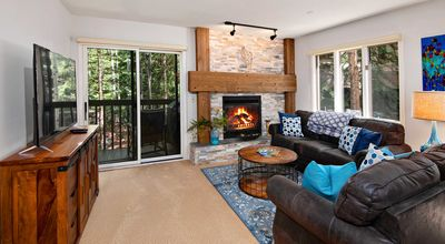 Photo for Ski OR Walk to Lifts, Village and Hot Tub! Luxurious & Clean Beaver Creek Condo