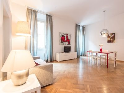 Photo for Apartment in the center of Rome with Internet, Air conditioning, Washing machine (9729)