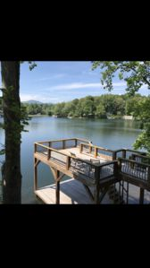 Photo for Lake Lanier hideaway right on lake