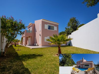Photo for wonderful four bedroom family villa in a great location, close to Carvoeiro