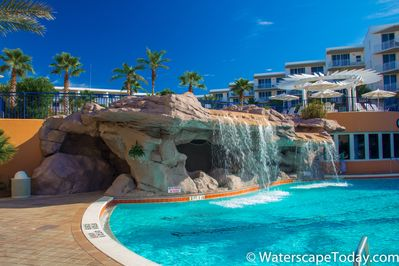 Waterscape Resort Waterfalls Lazy River And On The Beach Fort Walton