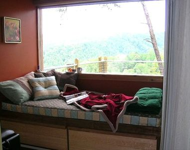 Snuggle Up In the Window Seat