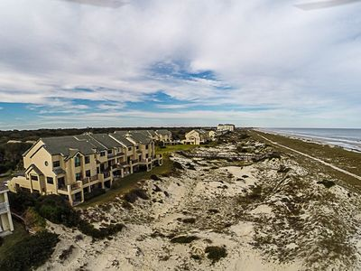Photo for Summer Sale! Luxury Oceanfront Sailmaker Condo with Country Club Perks!