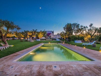 Photo for CASINA ROSSICasale with wide garden and private pool