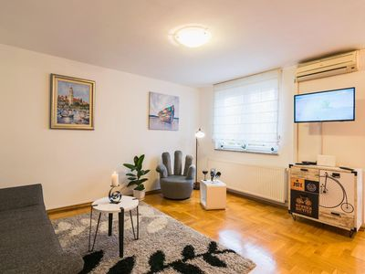 Photo for One bedroom apartment with air-conditioning Zagreb