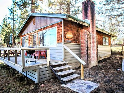 Photo for Country house 542 m from the center of Big Bear Lake with Internet, Parking (983710)