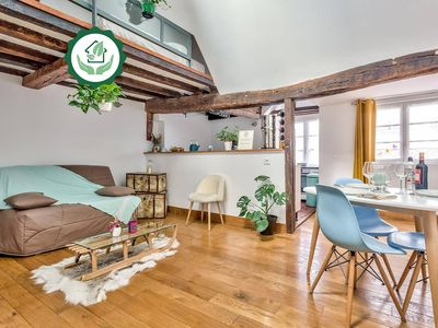 Photo for Lovely Cocoon in the Heart of Paris - An Ecoloflat