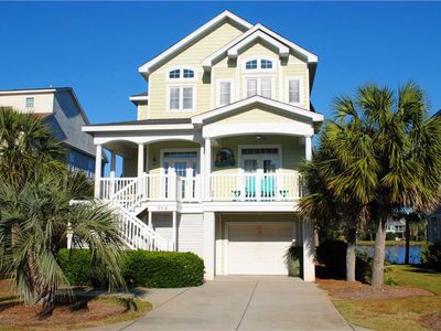 Photo for Sugarbearz: 5 BR / 4.5 BA house in Pawleys Island, Sleeps 14