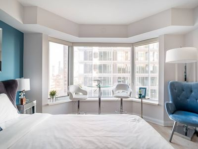 Photo for RATE DROP! -  Clean and Sanitized -  Condo in Yorkville (Yonge & Bloor)
