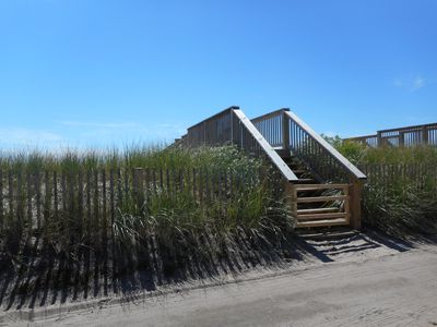 Photo for Ocean Front, Sleeps 6 ,Private Beach, Available 8/3-8/10/2019 only