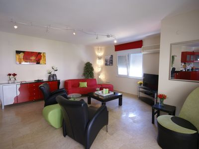 Photo for Very large luxury apartment in Mahmutlar / Alanya's most beautiful complex