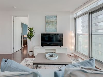 Photo for 2BR Condo w/Parking & Sofabed-CNTower,Scotia Arena