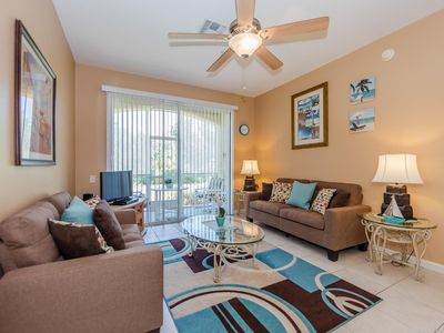 Photo for Sept/Oct Special 3 BED/2 BATH near Disney / gated Community Condo