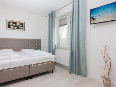 Photo for Apartment Aquamarina A37 Beautiful studio with balcony and WiFi