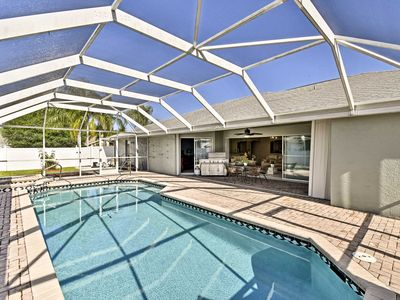 Photo for Port Charlotte Home w/Lanai & Pool - Great Golfing