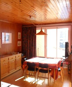 Photo for Beautiful sunny apartment on the slopes, the resort center of the Southern Alps