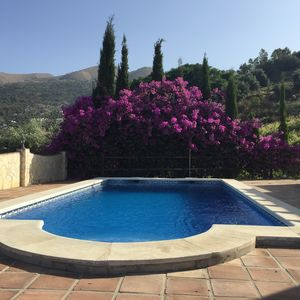 Photo for Stunning villa with large private pool and breathtaking sea & mountain views.