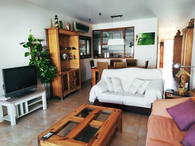 Photo for APARTAMENT0 in QUIET AND RESIDENTIAL AREA OF CAP NEGRET
