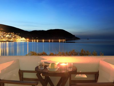 Photo for Ideal for Families, In Walking Distance to Skopelos Town, Seafront, Shared Pool