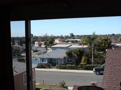 Photo for Ocean View Central San Diego Treehouse Super Quiet Easy Parking