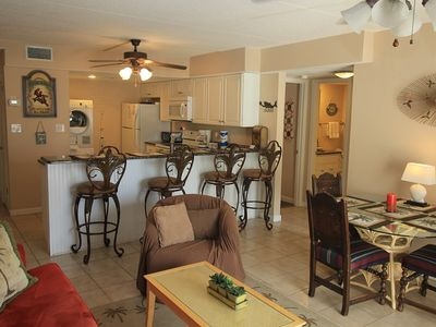 Beaches Are Back Open. Check Out Our New Rates! 2 BR 2 BA Condo, Sugar Sands SB230