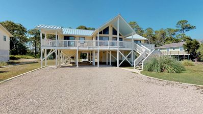 Photo for Ready To Rent Now! FREE BEACH GEAR! Pets OK, Gulf Beaches, Pool, Fireplace, Free Wi-Fi, 3 BR/ 2 BA
