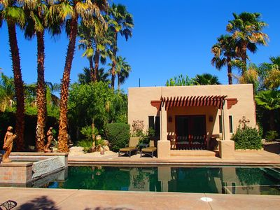 Front of your Detached Casita