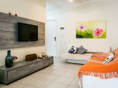 Photo for Apartment 30 meters from the sea in Floripa.