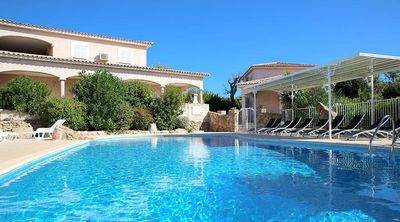 "Photo for MINI VILLA 3 *** - ""TESTA"" - AIR CONDITIONING - SWIMMING POOL IN RESIDENCE"