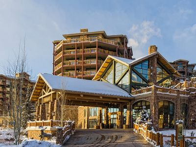 Photo for Westgate Resorts In  Park City At The Canyons. 2 Bed, 2 Bath. Ski In Ski Out