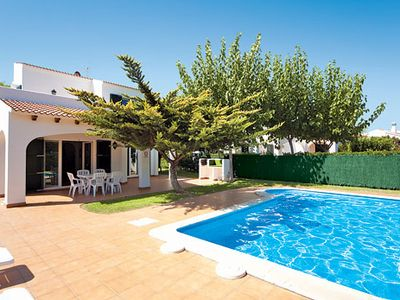 Photo for Peaceful Villa w/pool, close to Cala Blanes & the beach!