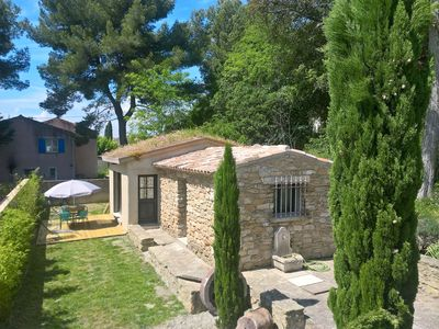 Photo for SMALL HOUSE IN PROVENCE SPA RELAXATION