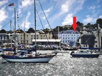 Great apartment with everything that Falmouth has to offer on the doorstep