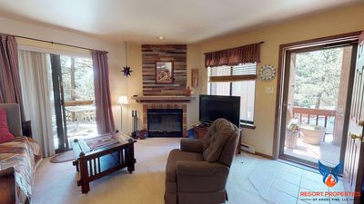 Photo for Clean and comfortable; Walking distance to rental shops and slopes! Chalet 39