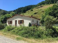 A lovely little cottage set in a quiet valley in the foothills