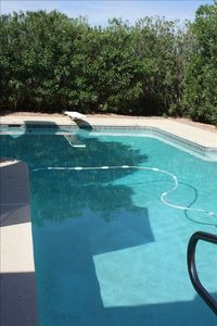 Photo for 3 BR 2BA Private Villa - Huge Heated Pool