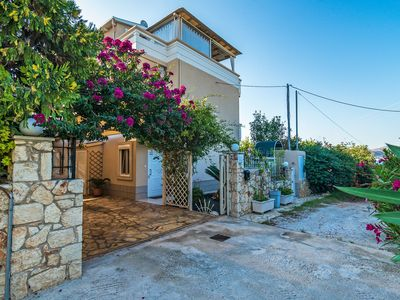 Photo for Villa in Kalyves 200 meters from the sandy Beach