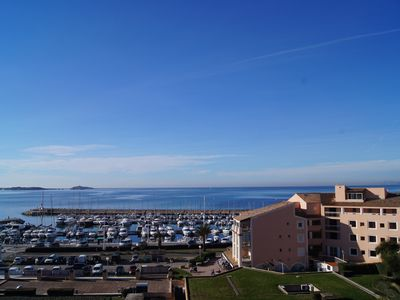 Photo for DUPLEX 2 bedrooms 48 m² PANORAMIC SEA VIEW