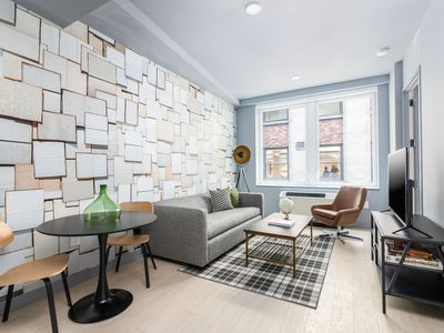 Photo for Sonder | Wall Street | Cozy 1BR + Lounge