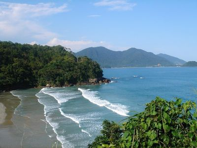 Photo for Suitable for your style, a unique beach with all the charm of the Atlantic Forest.
