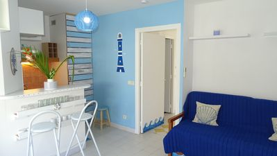 Photo for Seahorse: 2 rooms of standing on the lagoon fully equipped and renovated