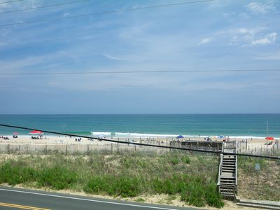 Photo for Donedragon: Semi-oceanfront, 3 bedroom condo with community pool,hot tub and tennis court.