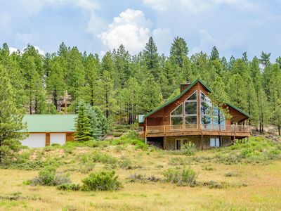 Photo for Get Back To Nature With This 5 Bedroom, 3 Bath (Sleeps 15 In Beds)