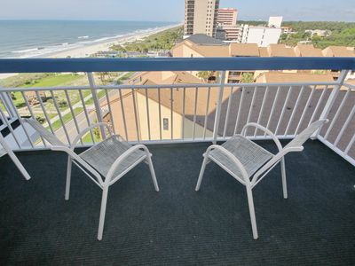 Photo for Beautiful Coastline Views from this Spacious 1bd Condo on Golden Mile