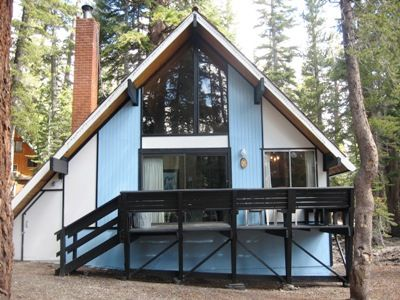 Ski In Ski Out Slope Side Cabin Chalet 25 3 Br Vacation Cabin For Rent In Mammoth Lakes