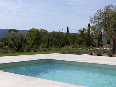 Photo for Villa - Gordes - Luberon - Provence with heated swimming pool