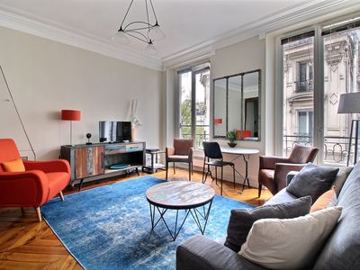 Photo for Chez Apolline 48 Square Meters Trend And Parisian