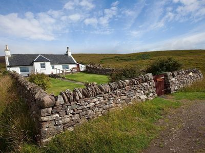 Photo for Secluded Highlands Cottage With Stunning Views Over A Loch And The Isle Of Skye