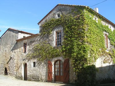 Photo for Character House in Cognac Vine area, near The River Charente and kayak hire.